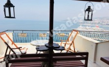 Perfect Sea Harbour Castle Viewed Apartment for Sale in Kusadasi}