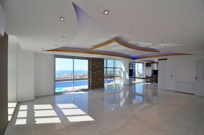 Luxury Villa With Full Sea View in Alanya Kargicak