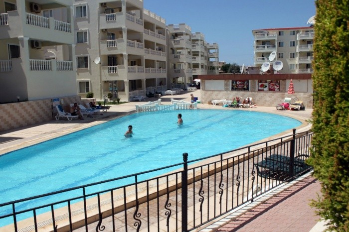 2 Bedroomed Apartment in Royal Marina Complex in Didim