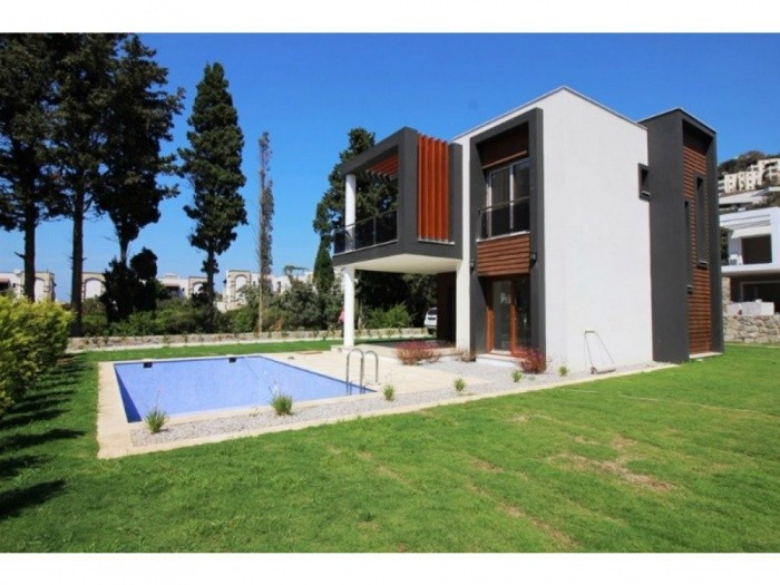 Detached Villa With Private Pool in Yalikavak Bodrum