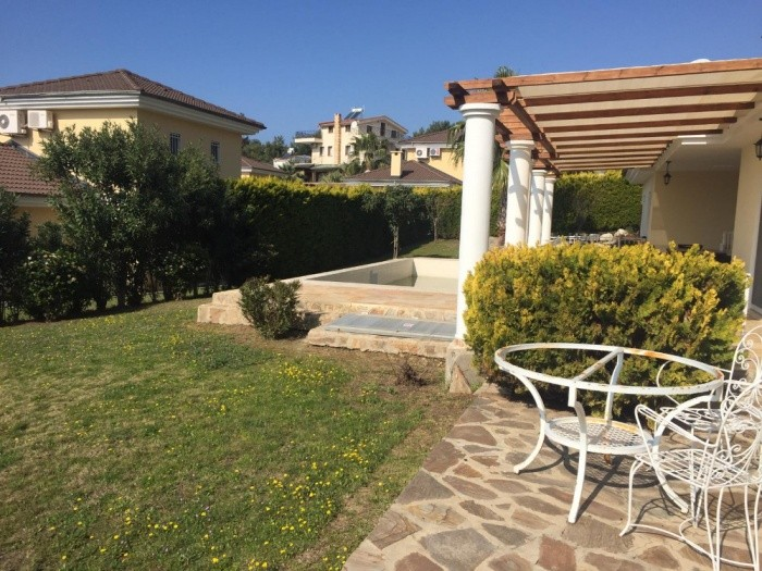 Detached Luxury Villa For Sale with Private Pool in Kusadasi Sogucak