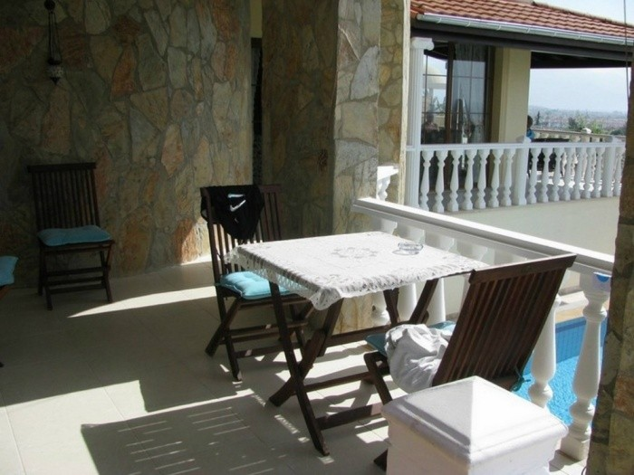Detached Luxury Villa with Private Pool in Kusadasi Sogucak