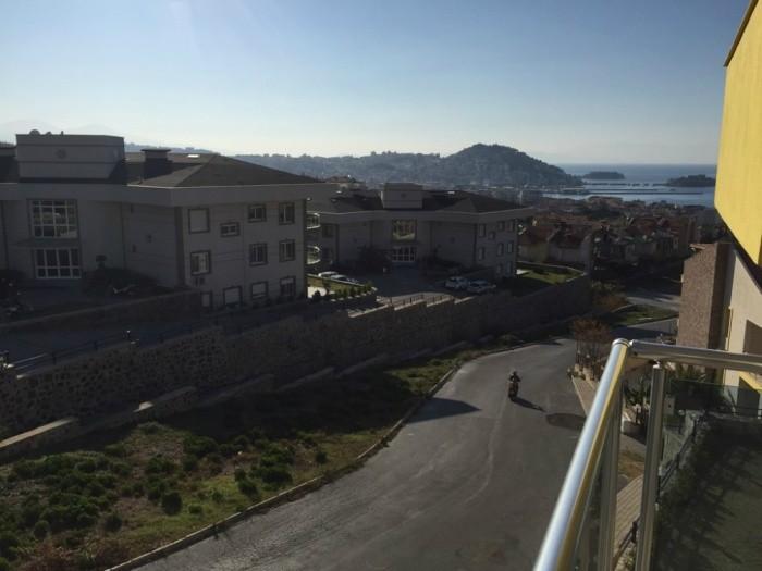 Full Sea View Penthouse in Kusadasi