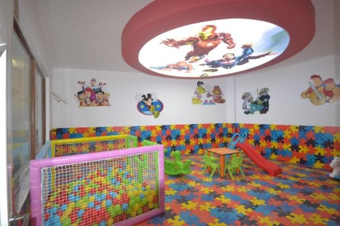 Роскошная 3-спальная квартира в Алании Оба