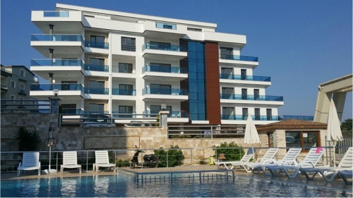Moonlight Residence in Kusadasi