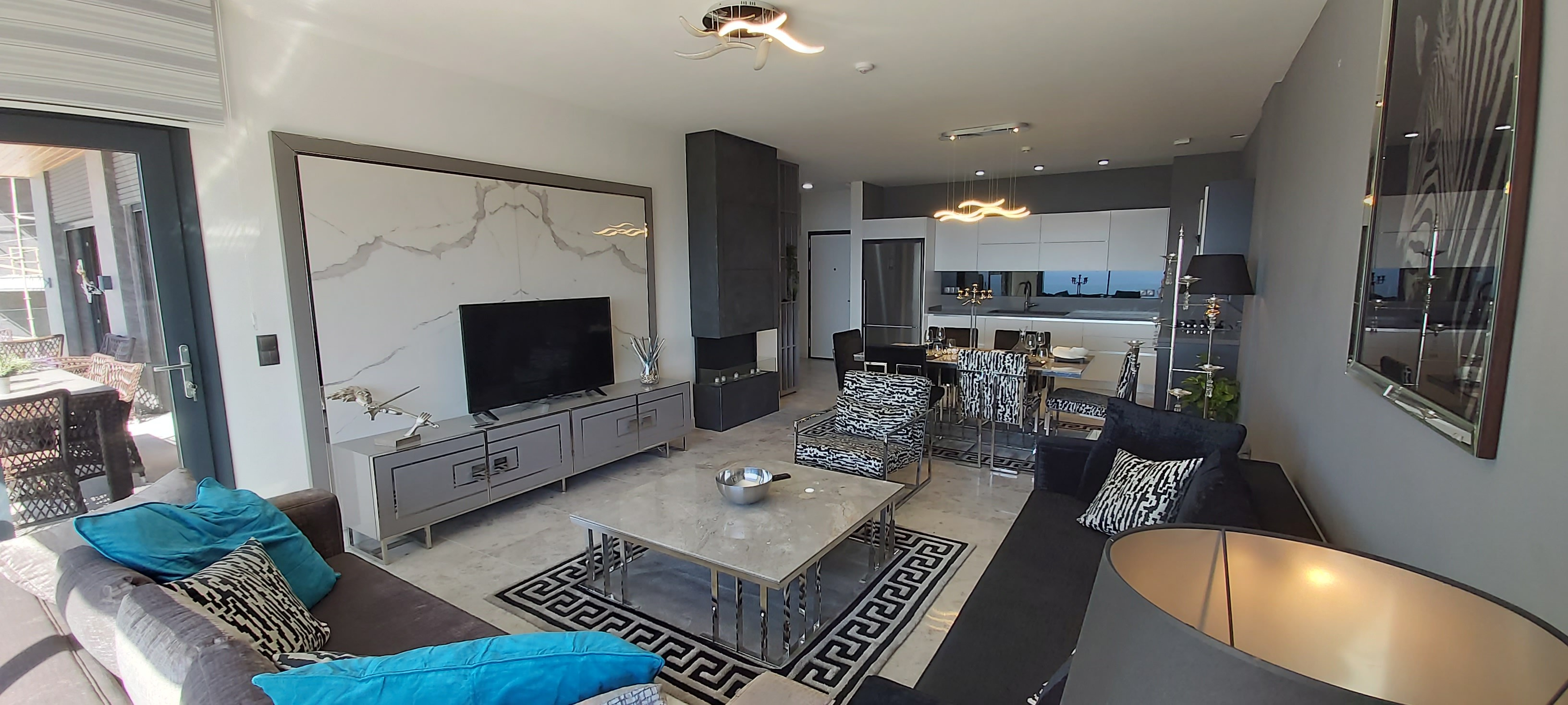 Brand New Luxury Apartments in Kusadasi Ladies Beach Area