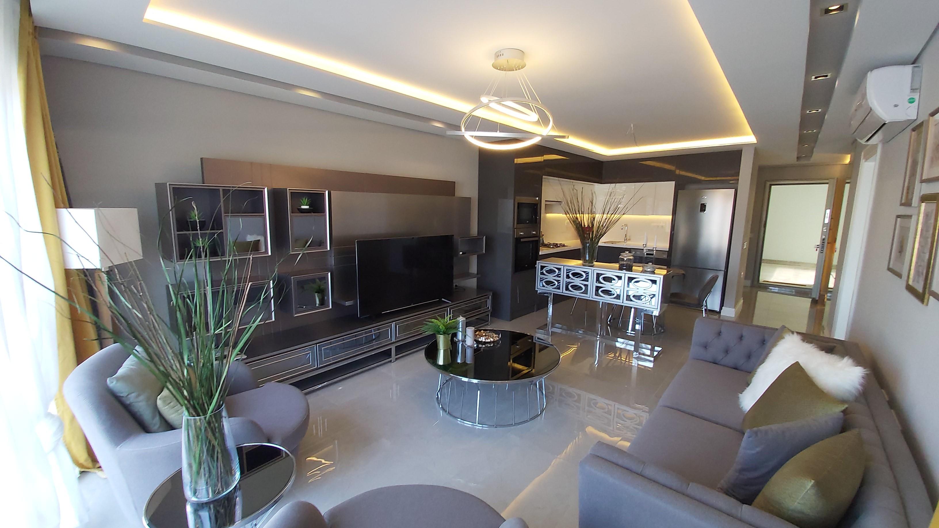 Brand New Modern Apartments very Close to Ladies Beach in Kusadasi